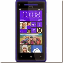 Shopclues : Buy HTC 8X C620E Black for Rs 15999 only