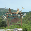 Entrance to Alaska Wildlife Conservation Center.JPG