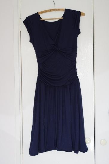 Blue dress new