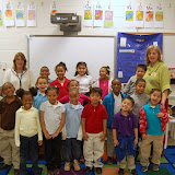 WBFJ Cici's Pizza Pledge - Speas Elementary - Ms. Ba-Darren's Kindergarten Class - Winston-Salem - 3