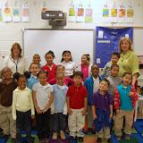 WBFJ Cici's Pizza Pledge - Speas Elementary - Ms. Ba-Darren's Kindergarten Class - Winston-Salem - 3