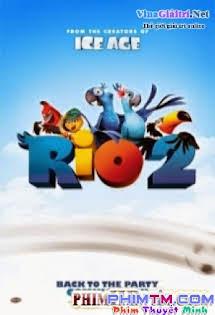 Vẹt Đuôi Dài 2 - Rio 2