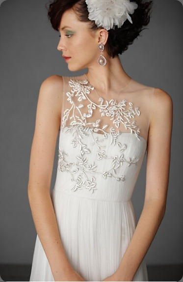 wedding dress bhldn1