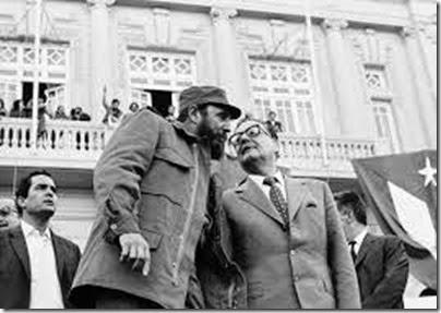 Castro e Allende