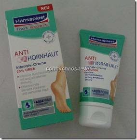 Anti Hornhaut Intensiv-Creme Hansaplast
