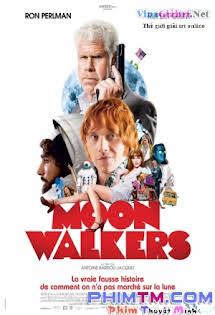 Nhảy Múa Trên Trăng - Moonwalkers