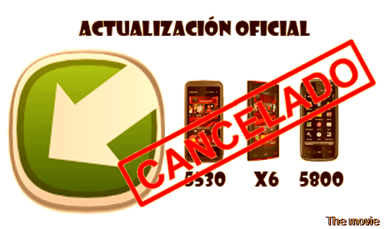 Cancelada-actualizacion