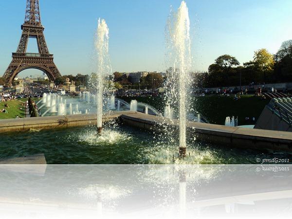 Automne à Paris