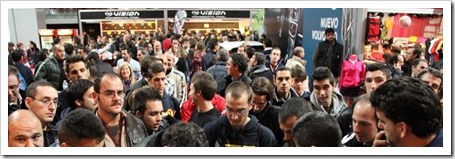 La Feria Padel Pro Show presenta el 90% de ocupación a tres semanas del arranque.