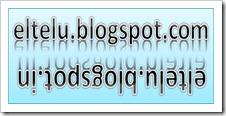 Ilustrasi Alamat Blog Kembar