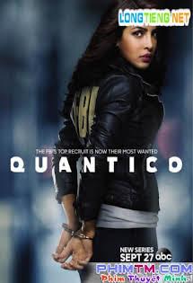 Học Viện Điệp Viên 2 - Quantico Season 2 Tập 4-RAW