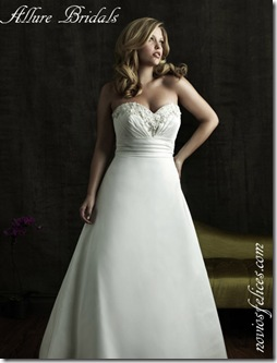 vestidos para novias rellenitas tallas extras fotos e imagenes