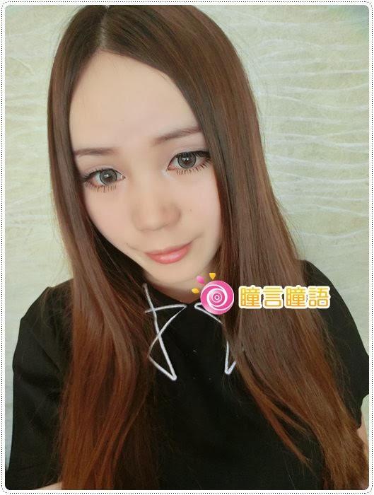 日本EOS隱形眼鏡-淚花銀灰10