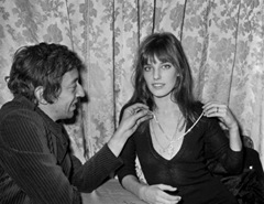 Jane Birkin and Serge Gainsbourg 2