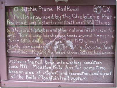 IMG_6615 Sign at Moulton Falls, May 27, 2007