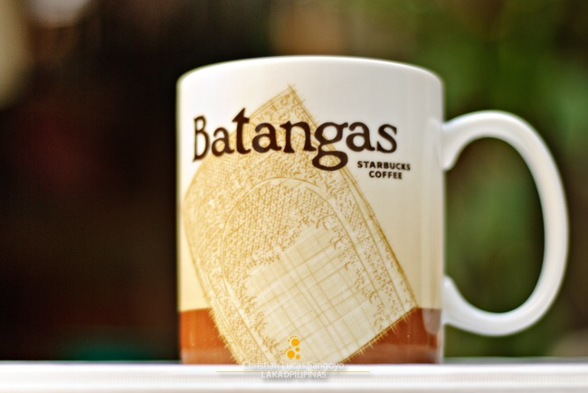 Batangas Starbucks Global Icon City Mug