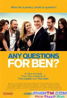 Câu Hỏi Cho Ben - Any Questions for Ben? Tập HD 1080p Full