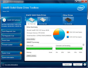 Intel SSD Toolbox 3.0 (Solid-State Drive Toolbox 3.0)