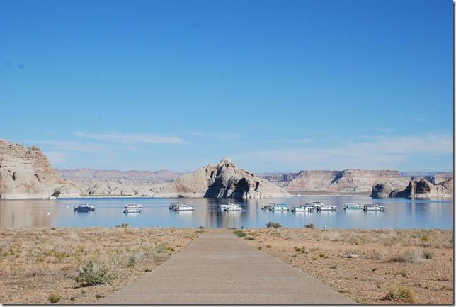 10-31-11 C Glen Canyon Dam NRA Wahweap Area 026