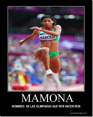 MAMONA 1