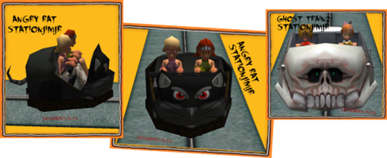 CTR Angry Rat e Ghost Train2 (StationJimJr) lassoare-rct3