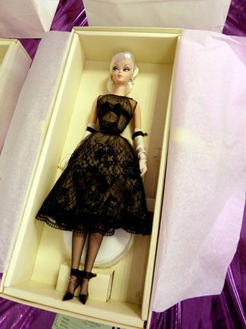 Madrid Fashion Doll Show - Rifa Fashion Royalty 1