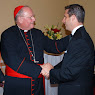 Kennedy Catholic Presidents' Dinner with Cardinal Dolan