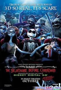 Đêm Kinh Hoàng Trước Giáng Sinh - The Nightmare Before Christmas