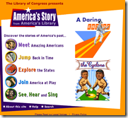 America's story - library of congress for kids