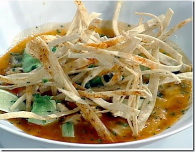 Emeril Lagasse Tortilla Soup