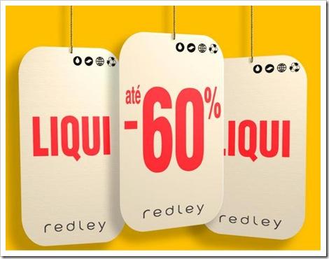 redley loja virtual liquidacao