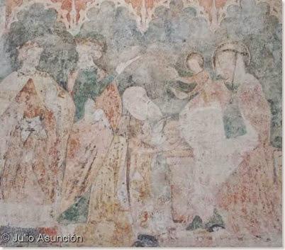Epifania del primer maestro de Gallipienzo