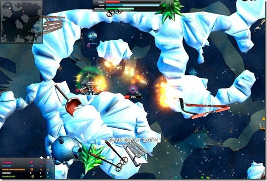 Assault Wing - Galactic Battlefront freeware game pic2