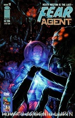 P00011 - Fear Agent #11