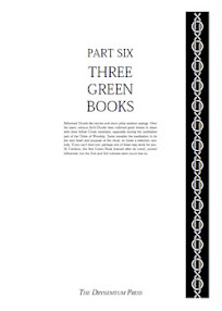 Cover of Reformed Druids's Book Anthology 06 The Green Books