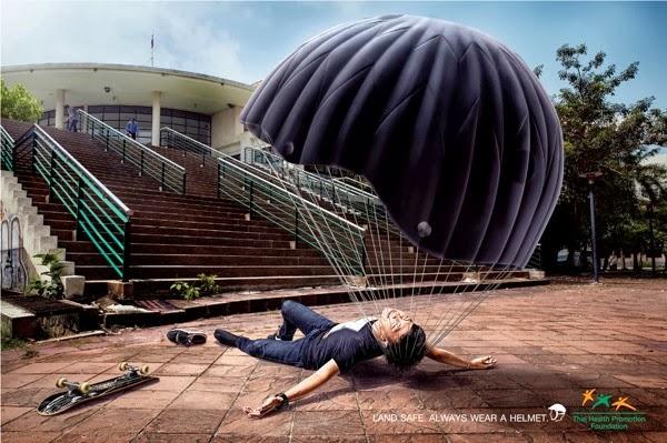 Creatividad publicitaria thaihealth