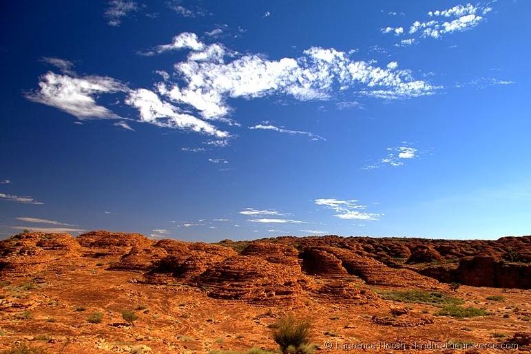Kings Canyon mit Bienenstockkuppeln - Australien