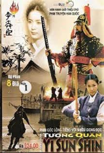 Tướng Quân Yi Shun Shin - Immortal Admiral Yi Sun Shin