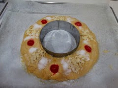 rosca de reyes ingredientes
