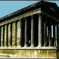 Templo de la Maisson Carrée