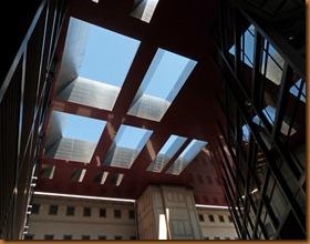 Madrid Reina Sophia courtyard N
