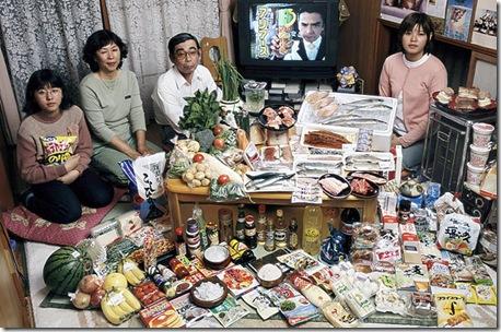 ce mananca japonezii