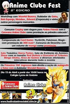 Festival Anime Clube - 2012
