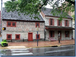 2143 Pennsylvania - York, PA - Lincoln Hwy (Market St) - 1740s Golden Plough Tavern