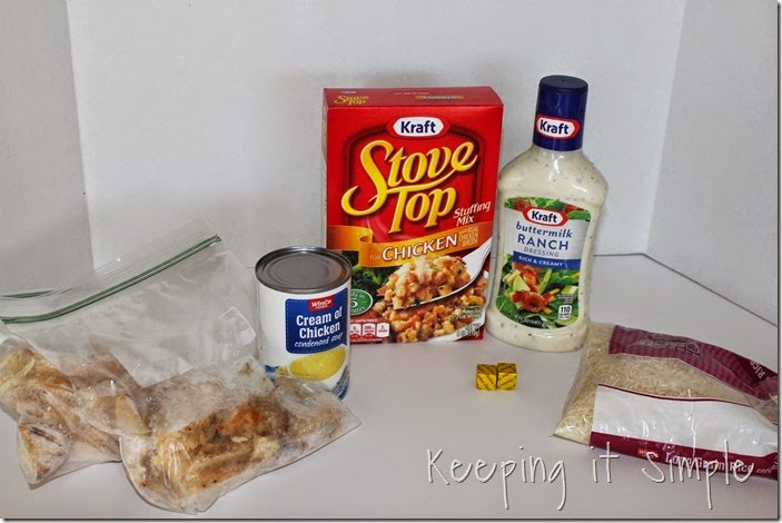 #ad Stove-top-and-rice-chicken-casserole #TasteTheSeason (2)