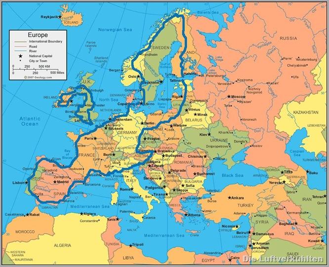 Herbie's Euro Trip