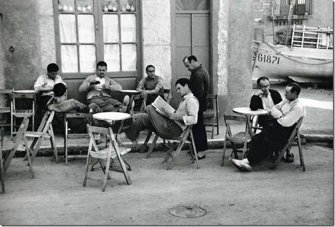 Hernst Hass Siviglia 1956
