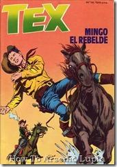 P00012 - Tex  Mingo el rebelde #12