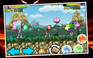 Screenshot of Anger of Stick 3