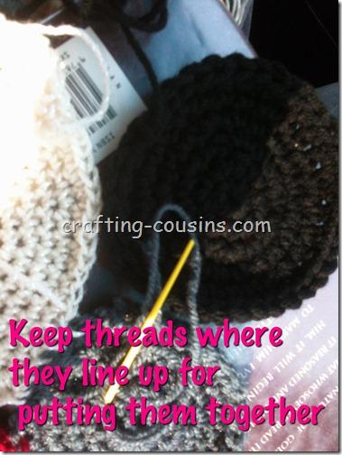 Crochet Circle Rug (17)